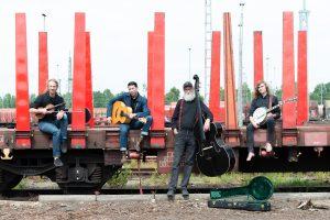 Bluegrass Cash train red©byEla Mergels 2020
